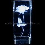 Cristal 3D Rose (AQ80058)