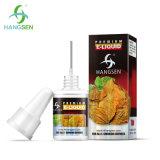 E-Líquido natural del buen gusto de Hangsen, jugo del vapor para el E-Cigarrillo