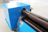 Constructeur approuvé de machine de roulement de plaque en acier de la CE