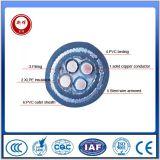cabo distribuidor de corrente de 0.6/1kv Cu/XLPE/Swa/PVC