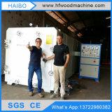 Große Kapazitäts-HF-Vakuumhölzerne trocknende Maschine