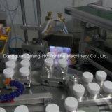 Machine automatique d'impression de tampon de bouteille de quatre couleurs