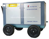 Compressore d'aria portatile raffreddato aria