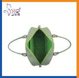 Sedex/Loreal Zak van de Kleur van de Fabriek van de Controle de Groene Leuke Kosmetische met Handvat