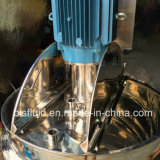 Tanque de mistura revestido de aço inoxidável