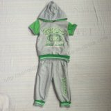 Summer Boy Kids Sport Suit en vêtements pour enfants Wear Sq-6232