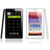 7 дюймов Tablet Phone с гнездом для платы GSM SIM
