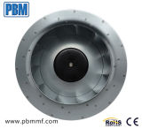 external Rotor Motor Centrifugal Fan di EC Brushless di 280mm