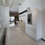 Welbomの現代白いラッカー台所家具