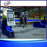 Tagliatrice d'acciaio di CNC della fiamma del plasma di montaggio di metallo per elaborare d'acciaio