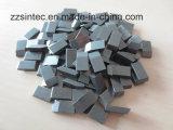 Le carbure de tungstène a vu des extrémités être employées à l'acier de découpage