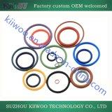 Parti speciali della gomma di silicone di colore su ordinazione