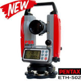 Theodolite de Pentax Eth502 Digitas do Theodolite