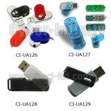 ABS/de Plastic Aandrijving van de Flits USB (Reeks ci-RE)