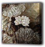 Nuevo diseño de la pintura floral decorativa (ADB0063)