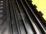 제조 중국 고무 이중 고무 고칠 수 있는 5개의 채널 도로 케이블 프로텍터