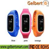 Sos van Gelbert het Nieuwe GPS Slimme Horloge van de Jonge geitjes van de Drijver