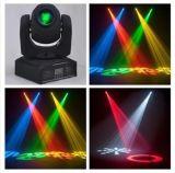 30W Mini-LED Punkt-bewegliches helles Hauptschwarzes für Hochzeits-WeihnachtsGeburtstagsfeier