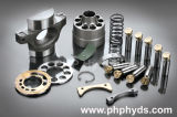 보충 Vickers Pvh57, Pvh74, Pvh98, Pvh131, Pvh141 유압 펌프 수선 Remanufacture를 위한 유압 피스톤 펌프 부속
