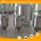 Prix conique bon marché utilisé de réservoir de fermenteur de jupe d'acier inoxydable