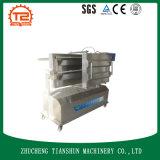 Edelstahl-Neigung-Typ Vakuumautomatische Verpackungsmaschine/Wasserprodukte/Fische, Shirmp Dz500-Q