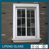 Laag E bedekte het Geïsoleerde, Glas van Vensters/het Glas van het Venster van de Gordijngevel van de Dubbele Verglazing Met een laag
