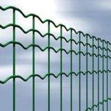 普及したPVCによって塗られるオランダの網の塀または波の塀の網