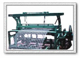 Máquina frisada do engranzamento de fio