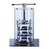 Máquina del liofilizador del laboratorio