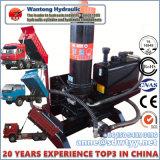 Cilindro idraulico a più stadi per macchinario ed il veicolo