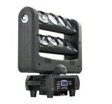 8PCS*10W RGBW 수직 거미 단계 빛 (HL-015YT)