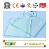 """vetro """"float"""" basso di vetro del ferro della radura di 2-25mm usato per la mobilia della stanza da bagno"""