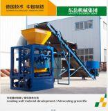 Prix manuel de machine de fabrication de brique de cavité de la colle Qt4-24