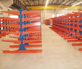 CE Certified armazém de armazenamento Cantilever Cremalheira de Long & volumoso Armazenamento