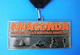 Medaglia di rifinitura delle medaglie nazionali di serie della corsa di avventura Anti-Silve
