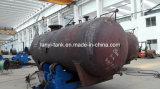 高品質のステンレス鋼は弁との企業のための通気された具体的な煉瓦生産ラインオートクレーブをオートクレーブに入れた