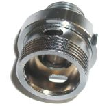 O parafuso das peças de metal que faz à máquina fazer à máquina girado das peças/maquinaria Part/CNC/ferragem/aço inoxidável/cobre/porca/parafusos de bronze/parafuso/forjou a flange/conetores
