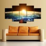 HD напечатало холстину Ym-009 изображения плаката печати декора комнаты печати холстины картины группы картины восхода солнца