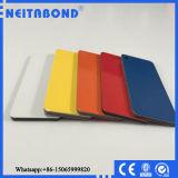 el panel compuesto de aluminio de la tarjeta de la partición de 4m m (1220*2440m m)
