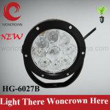 IP67 CREE Punkt/Arbeits-Licht des Flut-Träger-LED für das Jeep-Boot SUV nicht für den Straßenverkehr