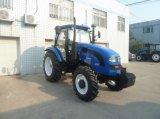 4WD de Tractor van de Landbouw van de Tractor van het Wiel van het landbouwbedrijf