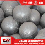 Bille de meulage de medias de fer de moulage pour le broyeur à boulets dans Shandong