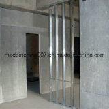 8mm, folha do cimento da fibra de 10mm para a divisória interna da parede