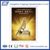 SDB30-30mmの厚さアルミニウム磁気LEDのライトボックス