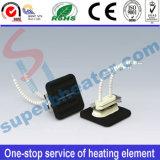 Calentadores infrarrojos de cerámica de la máquina de capa