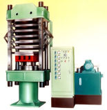 Schäumende Maschinen-vulkanisierenpresse-Gummivulkanisator-Maschine
