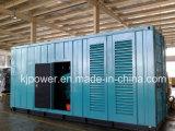 conjunto de generador diesel de 50Hz 1250kVA accionado por Perkins Engine
