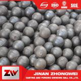 Esfera de moedura da carcaça elevada do cromo para o moinho de esfera do cimento