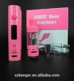 Kit nano de Subox del nuevo de la circulación de aire del diseño E-Cig de Kanger