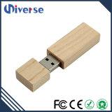 Azionamento di legno dell'istantaneo del USB alla rinfusa promozionale del regalo